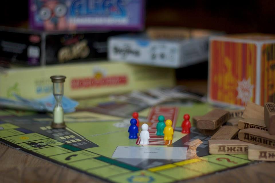 По олдскулу: 10 заведений с настольными играми в Киеве