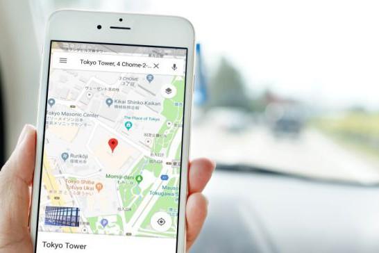 """В Google Maps появился режим """"Инкогнито"""", который позволяет скрывать действия от посторонних"""