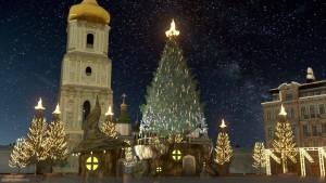 Дистанция и селфи у елки: как в Киеве будут праздновать Новый год-2021 в условиях карантина