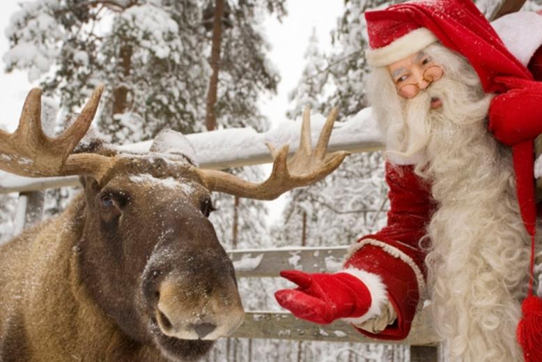 «Ho-ho-ho» - время чудес пришло. Школа эльфов, тайные рецепты миссис Клаус и печать «Лапландия» в паспорт