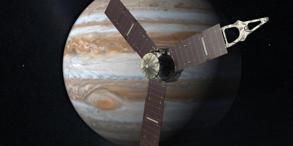 NASA опубликовало звуки из космоса. Где-то мы их уже слышали