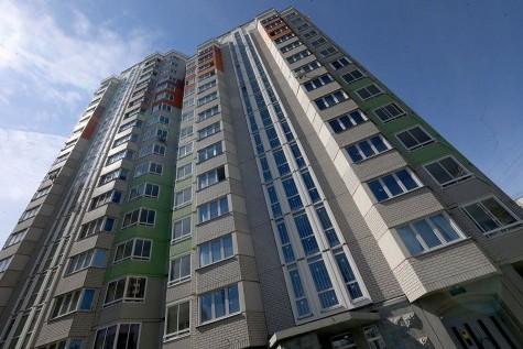 Стало известно, сколько новых квартир появилось в Украине с начала года