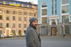 «Не зря Киев называют новым Берлином»: француз Матьё о жизни в украинской столице