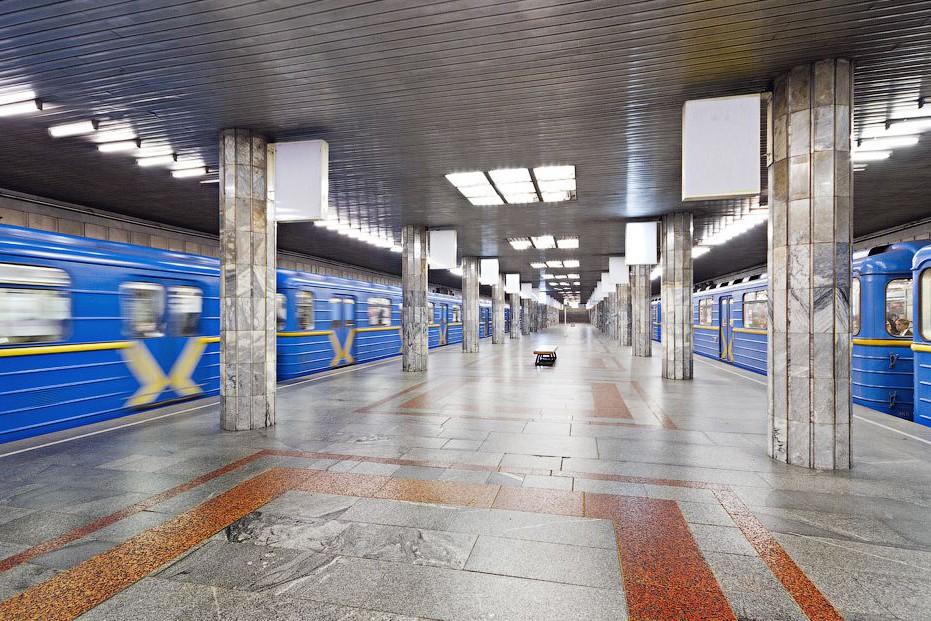 В сети появилась визуализация нового названия станции «Почайна»