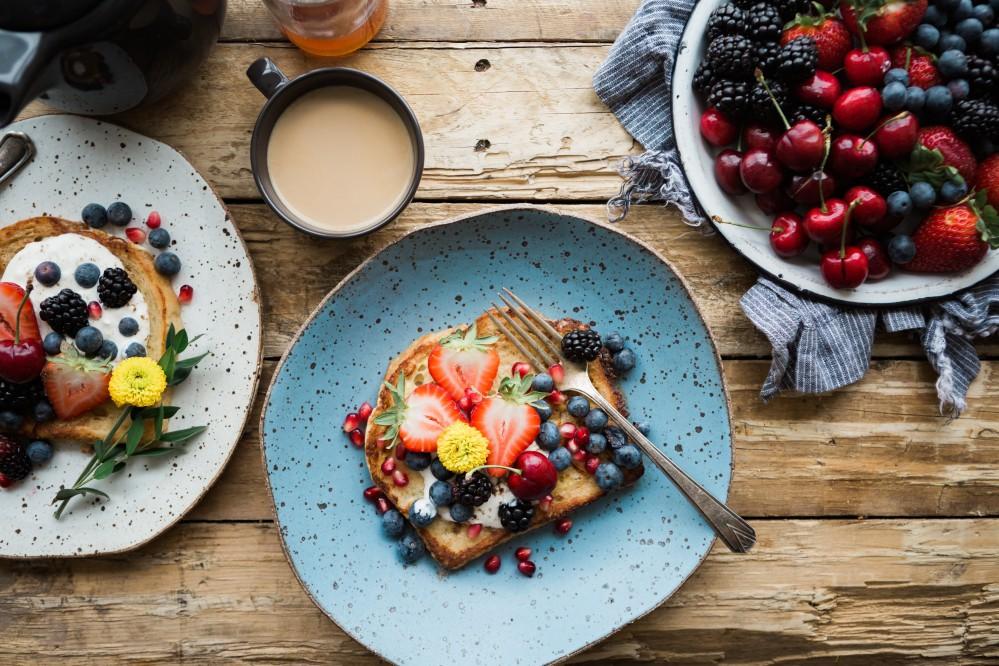 Вкусное утро: где позавтракать в Киеве этим летом