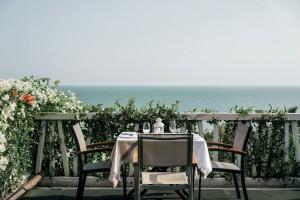 Романтика летнего города: рестораны Киева для самых красивых свиданий