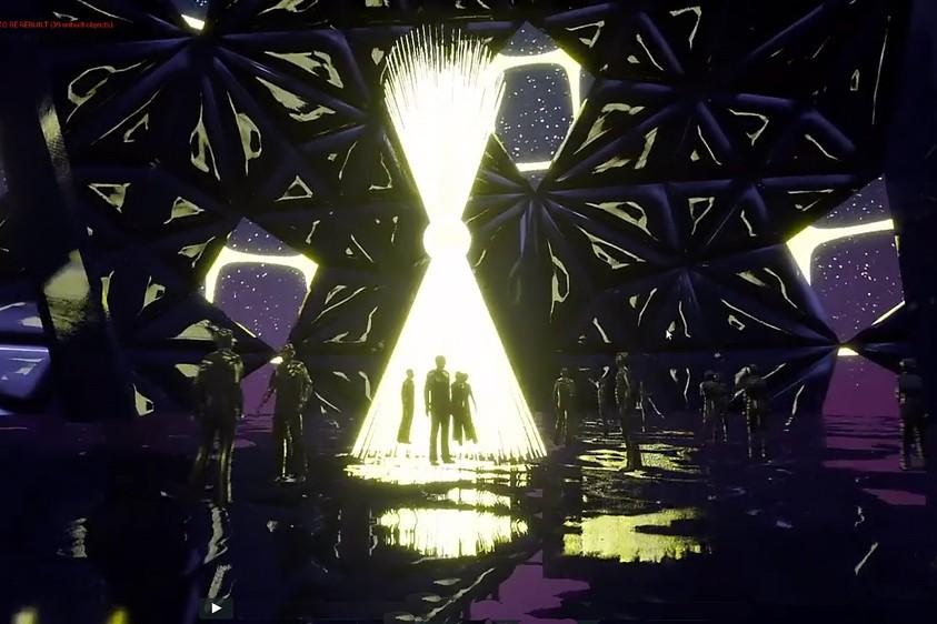 Украинский медиа-арт: виртуальный Чернобыль покажут на международном фестивале в Испании