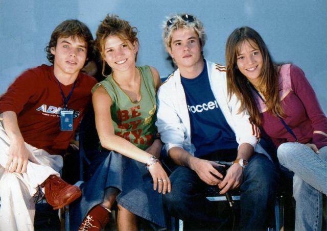 Вспомнить все: сериалы, которые мы любили в школе