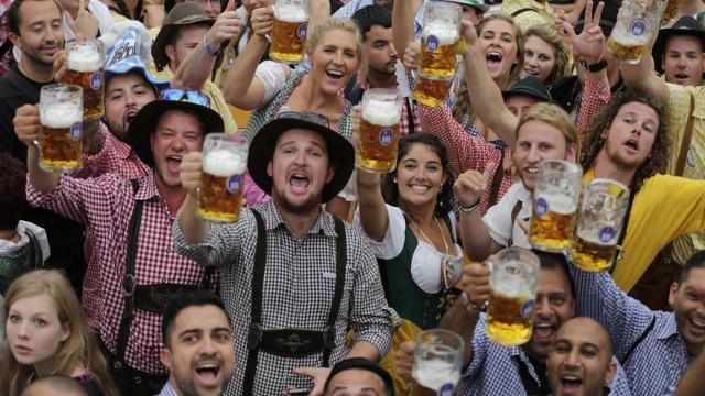 7 вариантов: где отметить Октоберфест, если вы в Киеве, а не в Мюнхене