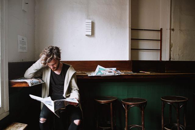 Счастье интроверта: 10 киевских заведений, где приятно отдохнуть в одиночестве