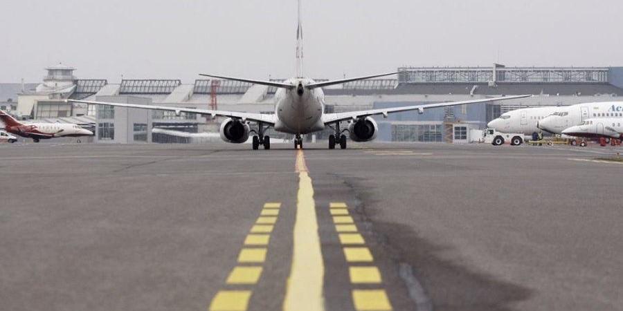 Из киевского аэропорта эвакуировали людей