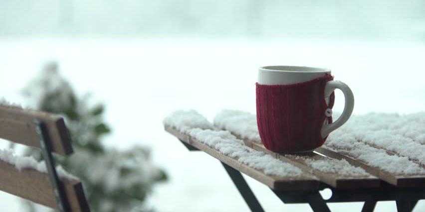 В Киеве шел первый снег: что будет с погодой дальше
