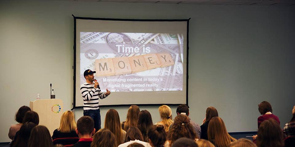 В Киеве пройдут образовательные лекции на тему e-commerce