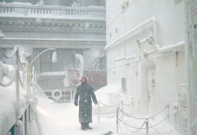 """""""Этот циклон войдет в историю"""": сколько продлится сильный снегопад в Киеве"""