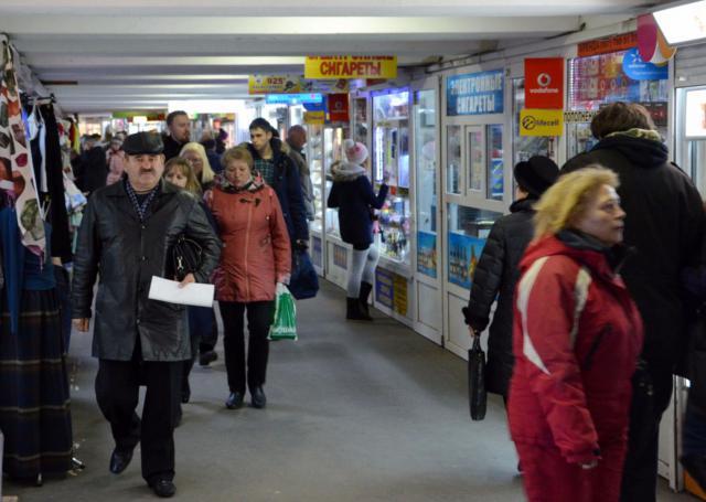 Антихайп: чем торгуют в подземных переходах Киева