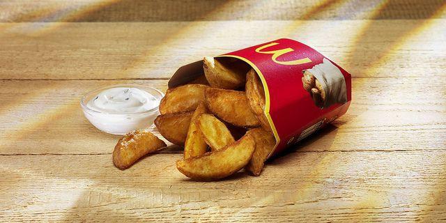 Тайна раскрыта: почему в McDonald's не стало картофеля по-селянски