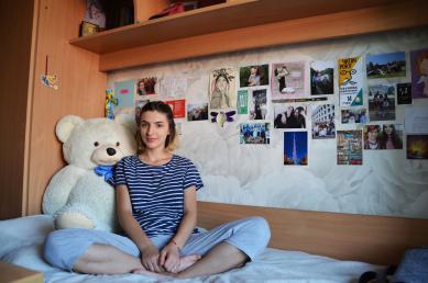 «Общага многому научила»: киевские студенты о жизни в своих общежитиях