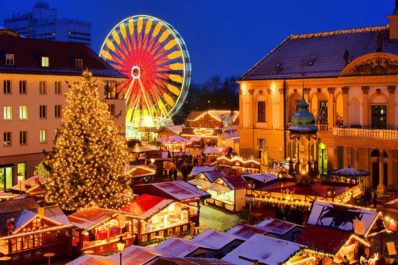 «Не на Софиевскую»: 8 рождественских ярмарок в Европе, которые стоит посетить