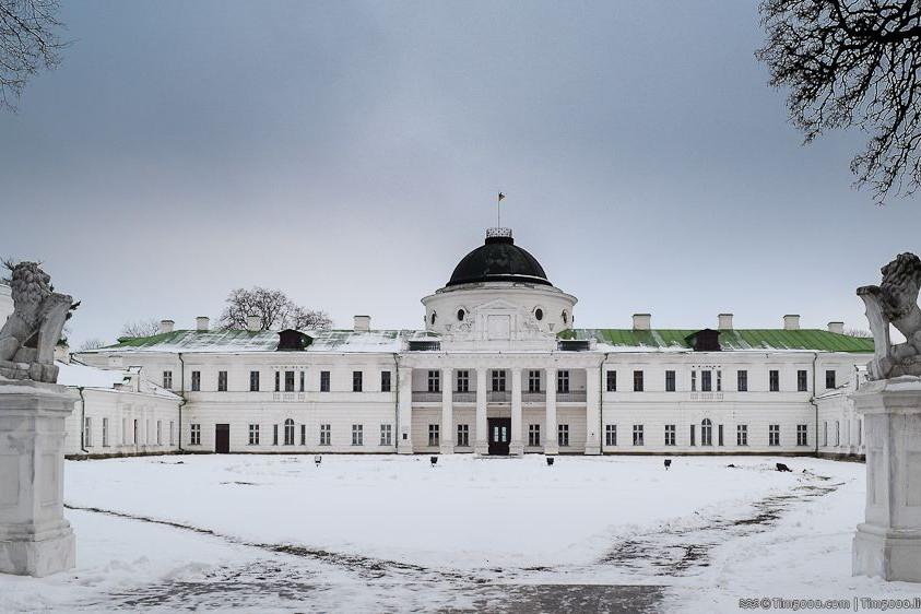 7 мест под Киевом, где стоит отдохнуть этой зимой
