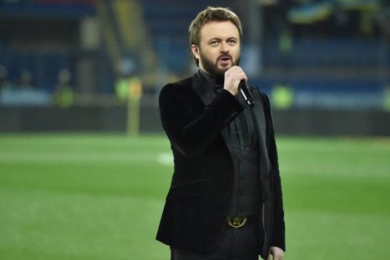 Dzidzio удивил футбольных фанатов исполнением гимна Украины. Видео