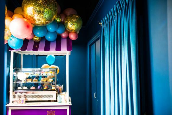 Секретная комната с изысканными десертами. Сладкий шоу-рум Manzhosova Patisserie