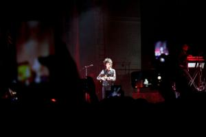 Четвертое пришествие LP: как прошел концерт американской Эдит Пиаф в Киеве