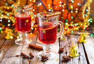 Ром, портвейн и мед. Рецепт идеального новогоднего пунша