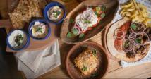 Дзадзыки, мусака и гирос. 7 заведений Киева с греческой кухней