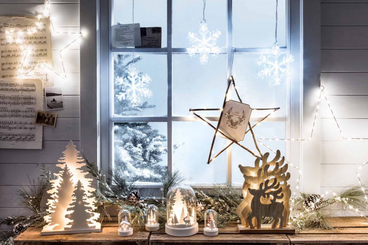 Без дождика и серпантина. Как красиво украсить дом к Новому Году