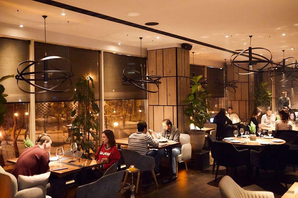 Японская кухня с перуанским акцентом в новом ресторане Not Only Fish