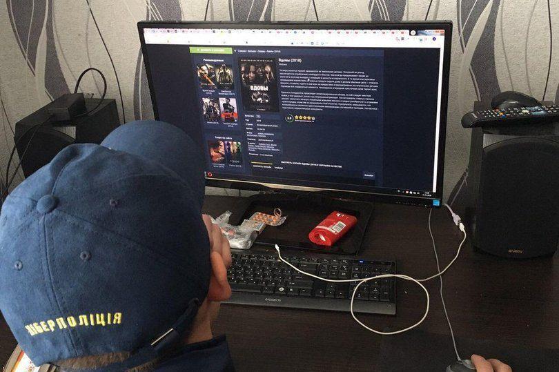 В Украине закрыли семь нелегальных онлайн-кинотеатров