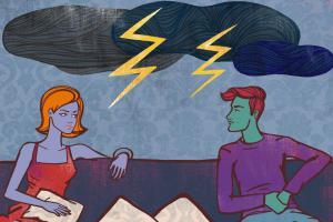 Бегите пока не поздно. 54 признака токсичных отношений
