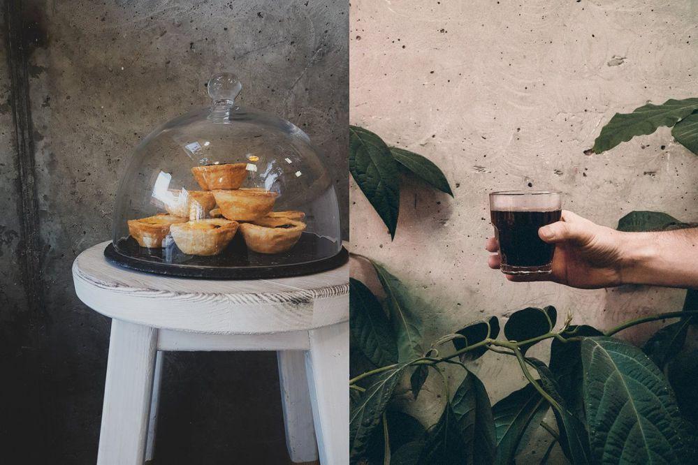 В креативном хабе на Подоле открылась кофейня Black&White