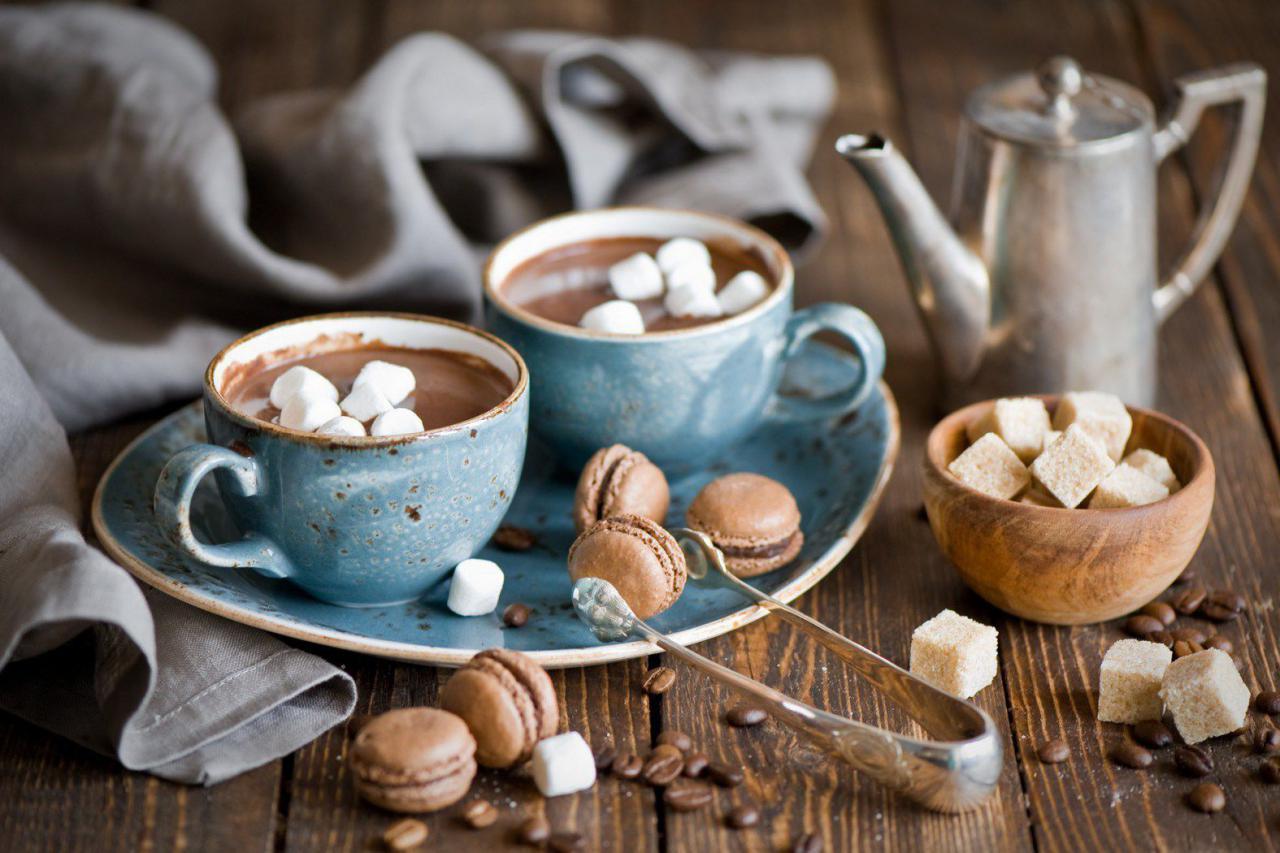 Лучше, чем в детском садике. Где в Киеве попробовать вкусное какао