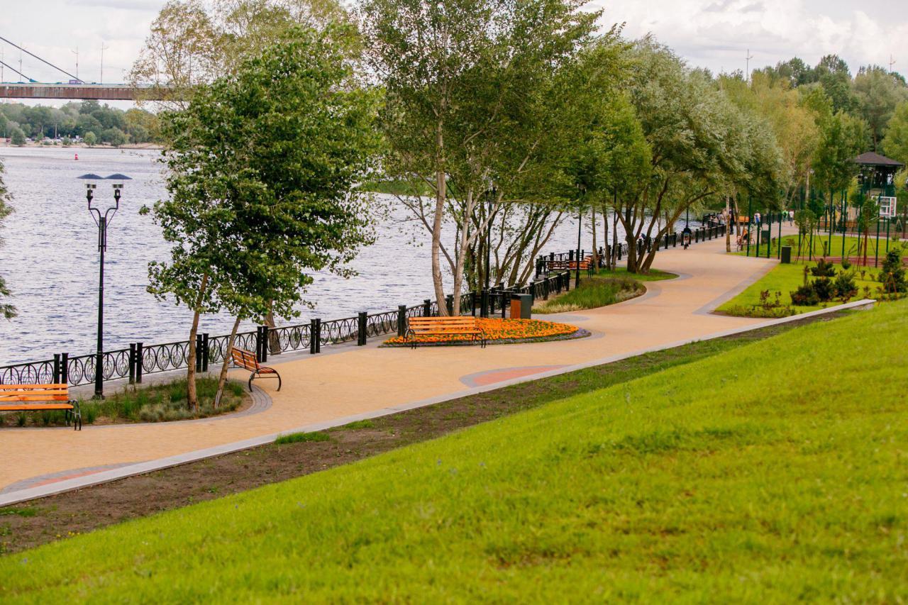 На реконструкцию ранее отремонтированых парков потратят 57 миллионов гривен