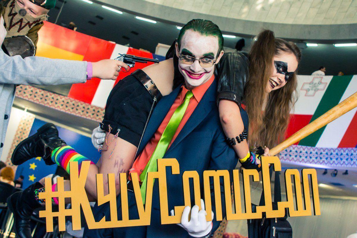 Комиксы, игры и косплей-шоу. Чем заняться на фестивале Comic Con