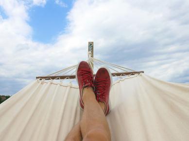 7 уютных мест в Киеве, где можно поваляться в гамаке