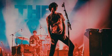 Плейлист недели: что сыграют The Kooks на концерте в Киеве