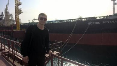 Как все работает в реальности: 21-летний моряк из Киева о штормах, пиратах и зарплатах