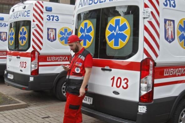В Киеве наградили медиков, которые спасли жизнь марафонцу во время забега