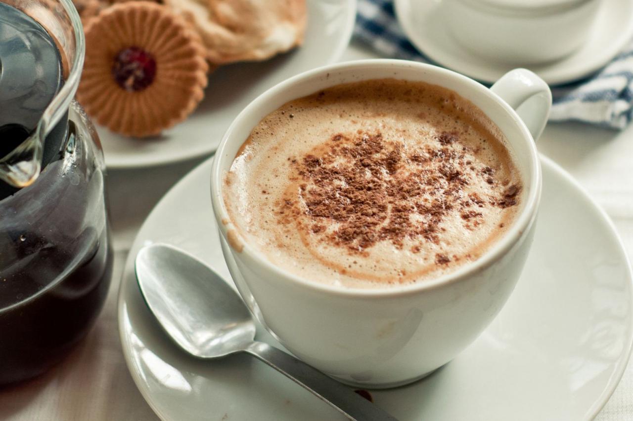 """Кофе и вареники с халвой. Восточная сказка """"по-киевски"""" для настоящих ценителей"""