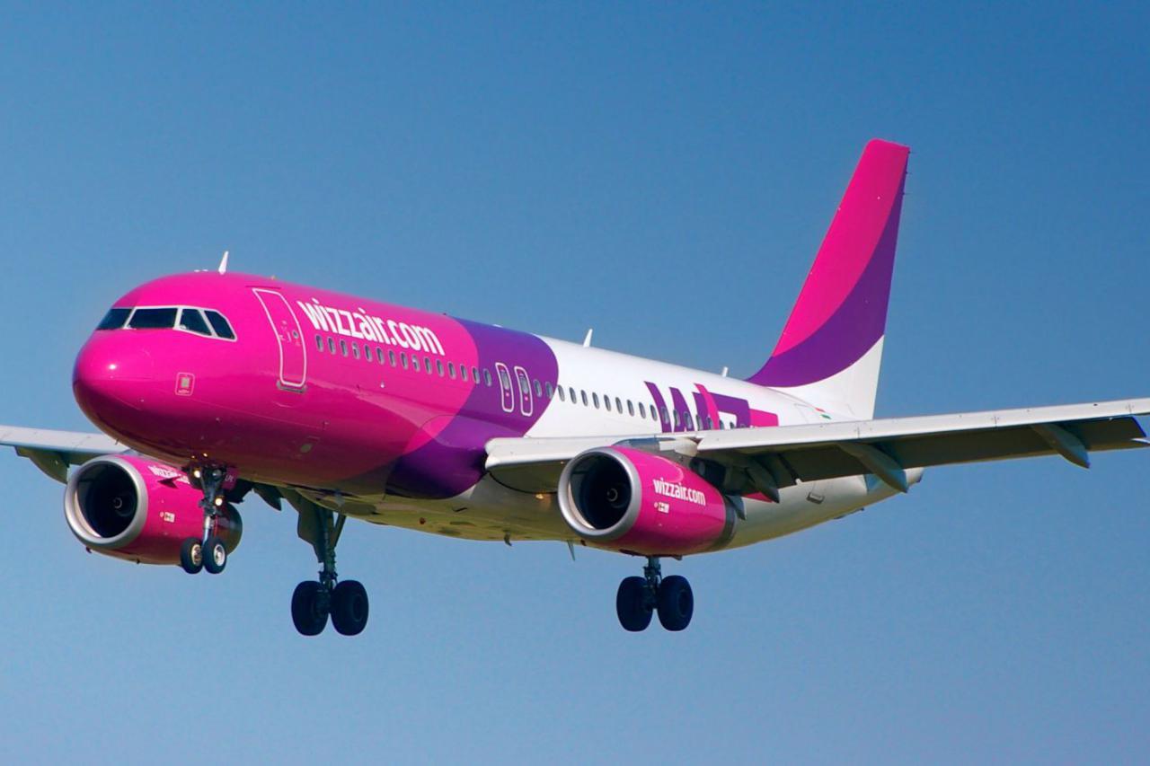 Wizz Air теперь может не пустить на борт с ручной кладью