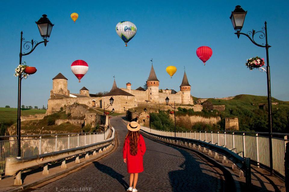 Каньоны, долина нарциссов и воздушные шары: 10 вариантов отдыха в Украине этой весной