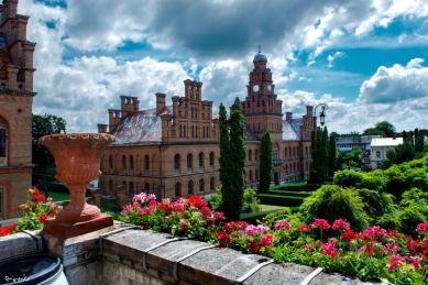Не Львовом единым: куда идти и что смотреть в Черновцах