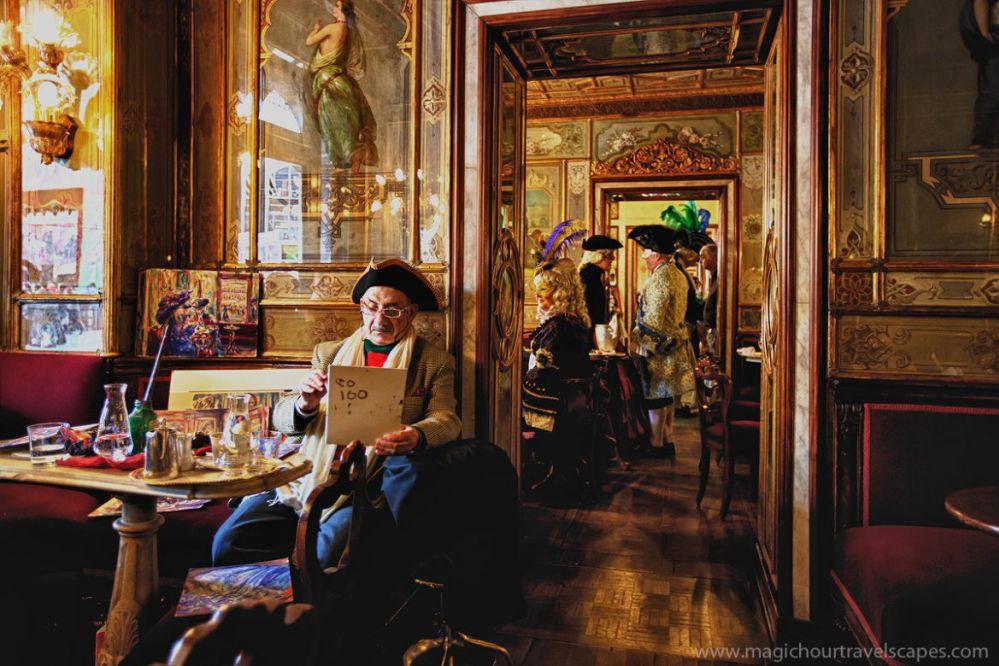 Buon appetito! 7 исторических заведений Венеции, где все дышит стариной