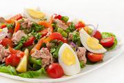 Лазурный берег так близко! Нисуаз - французский салат в заведениях Киева