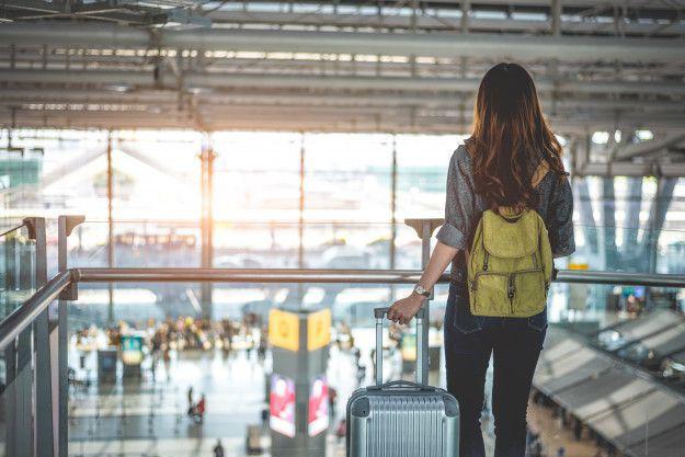 Пассажиропоток украинских аэропортов значительно вырос в 2018 году