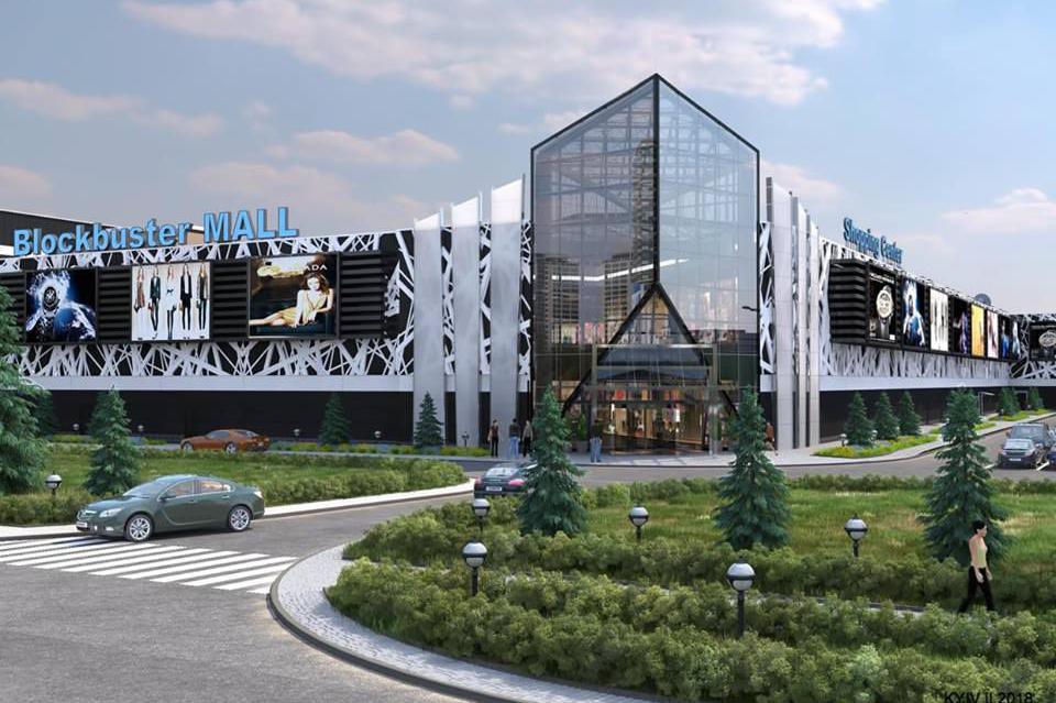 В Киеве откроют самый большой ТРЦ в Украине