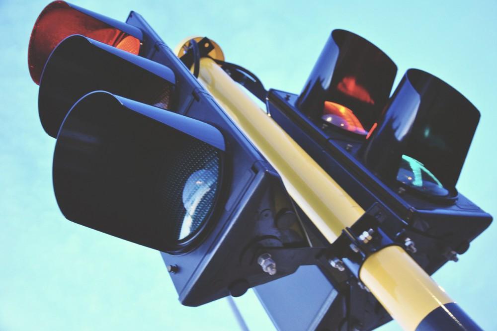 В центре Киева наконец-то установили важный светофор