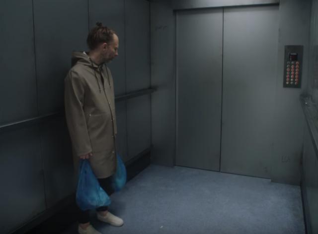 Radiohead выпустили новый клип. И он очень странный
